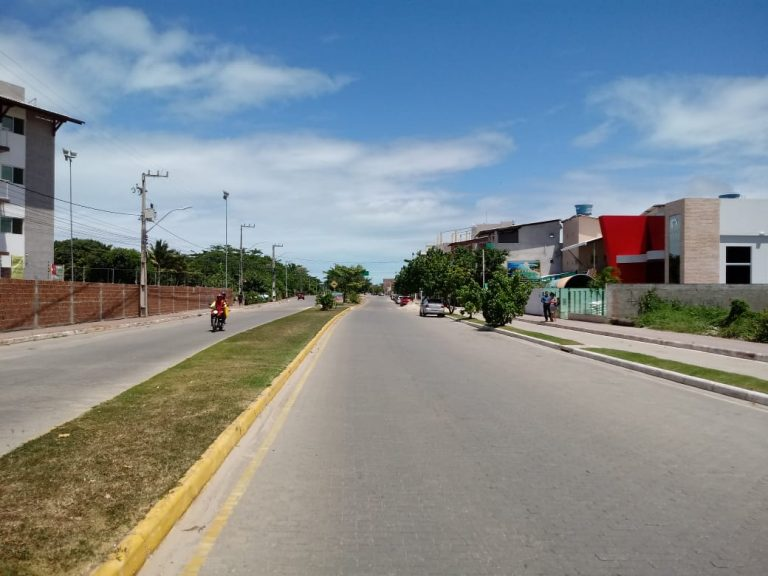 Terreno Estrada de Maracaípe